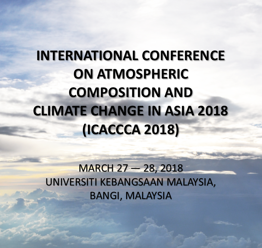International Conference on Atmospheric Composition and Climate